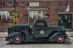 Bell telephone service truck