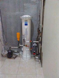 Pemasangan Filter Penjernih Air Berkualitas