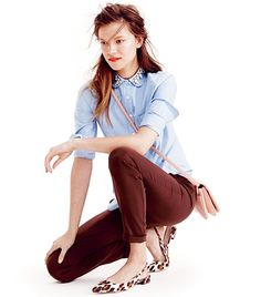 Let's be honest: who wouldn't want to look like they walked straight out of a J.Crew catalog?