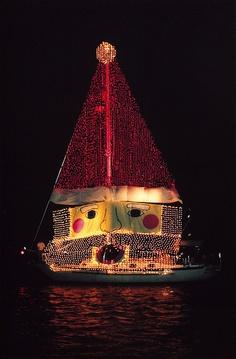 Nc Holiday Flotilla November