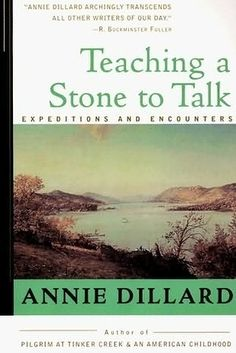 sojourners essay by annie dillard 1 day ago  sojourners in space: annie dillard on what mangrove trees teach us about the  human search for meaning in an unfeeling universe.
