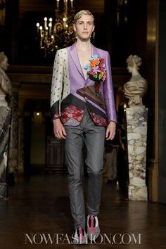 Walter Van Beirendonck Menswear Spring Summer 2014 Paris