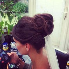 Bridal buns - Mobile Beauty Essex