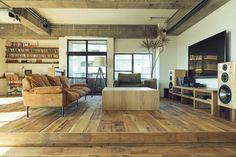 こちらから家のアイデアやデザインを見つけ出しましょう。ゆくい堂株式会社が手掛けた164 OKACHIMACHI | homify もっと見る