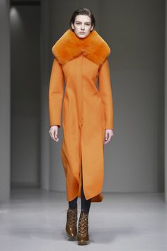 Salvatore Ferragamo Ready To Wear Collection Fall Winter 2017 Fashion Show in Milan