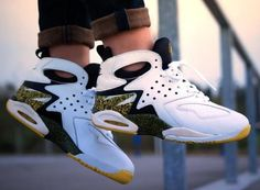 Nike Air Tech Challenge Huarache - Airshorty89
