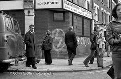 Walworth, London - 1976 | Colin Cadle Photgraphy