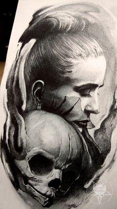 face_and_skull_by_andreyskull-d8npb87.jpg (2368×4208)