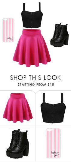 """""""Untitled #9"""" by dezy-gal on Polyvore featuring Element and Victoria's Secret"""