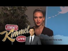 Pin for Later: All of the Celebrities Reading Mean Tweets You Can Handle Jessica Alba, Andy Samberg, No Doubt, Jessica Simpson Plus Kate Mara, Zach Braff, Russell Brand, Kelly Ripa, Elisabeth Moss, and Julie Bowen.