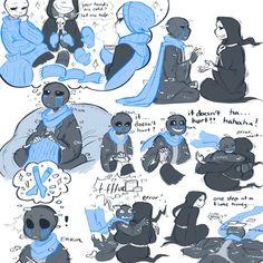 Undertale Sans, Undertale Comic Funny, Undertale Pictures, Anime Undertale, Undertale Memes, Undertale Drawings, Undertale Cute, Nightmare Quotes, Error Sans