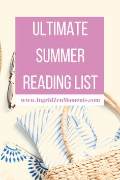 Check out this ultimate summer reading list of books to read for women in Which books are you going to bring with you this summer? Here is a list of my absolute favorite books written by women that will transport you somewhere new. Top Books To Read, Books To Read For Women, Great Books, Summer Reading Program, Summer Reading Lists, Best Summer Reads, Book Review Blogs, Summer Books, What Book