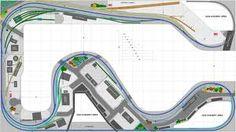 model railroad track plans - Google Search