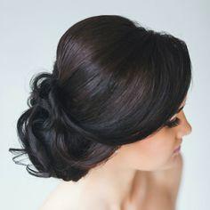Wedding Hairstyle Ideas for Long Hair - MODwedding