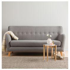 Paris sofa i retrolook.