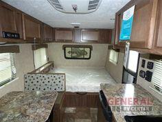 New 2016 Coachmen RV Clipper Ultra-Lite 17BH Travel Trailer at General RV | North Canton, OH | #127539
