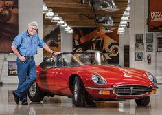 Take a peek inside Jay Leno's garage  The Saturday Evening Post l Jeanne Wolf Photo by Walker Dalton