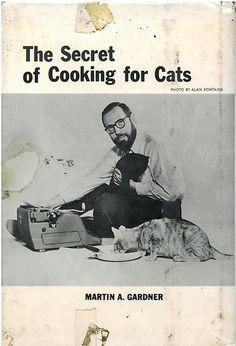 Who knew people were making homemade cat food back in 1965
