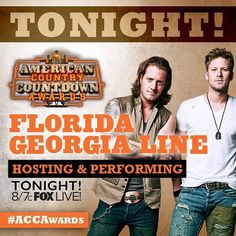 It's TONIGHT! #accawards