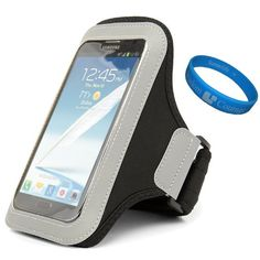 Premium Workout Armband Pouch For Hp Slate 6 Voicetab Ii + Sumaclife Tm Wristband (black) http://www.smartphonebug.com/accessories/some-of-the-best-17-hp-slate-6-voicetab-ii-cases-and-covers/