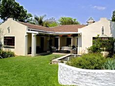 Green Gables - Green Gables is a peaceful and well established guest house which has a Cape Dutch country house ambience. Our spacious en-suite bedrooms are all individually decorated and have separate entrances. The ... #weekendgetaways #johannesburg #southafrica
