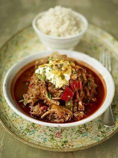 Goulash Recipe | Pork Recipes | Jamie Oliver Recipes