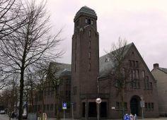 Christlijk Gereformeerde Kerk centr. in Dordrecht