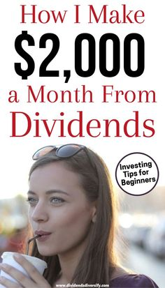 Investing In Stocks, Investing Money, Stock Market Investing, Money Saving Tips, Ways To Save Money, How To Make Money, Investment Portfolio, Investment Advice, Dividend Investing