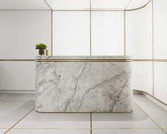 Mim Design Creates Office for Landream