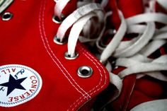 e553bc773215fc converse...loved thses in high school.  13  Red Converse