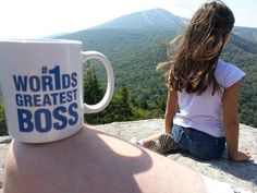 The Boss climbs mountains! Where is he now?