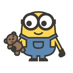 Its The Despicable Me Minions Bob And Tim Bumper Sticker Build Your Family Of Stickers With This Terrific Vinyl Minion