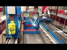Systèmes robotisés d'assemblage et de soudure des profilés Zeman Bauelemente #InfoWebProduction Assemblage, Fun, Soldering, Life Hacks, Hilarious