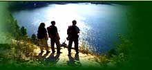 Lost Twin Lakes Hiking Trail in Houghton Lake, MI - Great Getaways