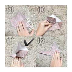 折り紙でDIY!ティンバーンスターの作り方マスター | marry[マリー]