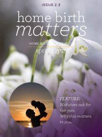 Home Birth Aotearoa quarterly seaonal magazine. Birth, Magazine, Spring, Cover, Being A Mom, Magazines, Warehouse, Newspaper