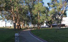 Parque Urbano do Alto da Mira Sidewalk, Garden, Parks, Urban Park, Walkways, Pavement