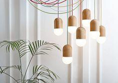 Vrolijke lampen van Katerina Kopytina - Roomed | roomed.nl