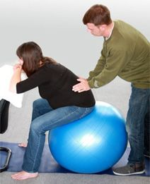 All about using a birth ball pre-delivery, during labor, and following. It worked with one of my babies but not the other. If there is more kids, maybe we will try it again.