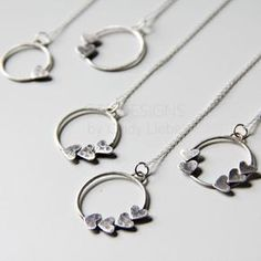 Eternity Hearts Necklace