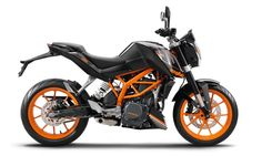2015 Thailand Motor Expo: KTM RC 250, KTM Duke 250 showcased