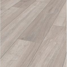We love this subtle shade for wood flooring.