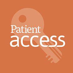 SAD Patient access app logo