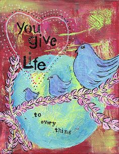 You Give Life Christ