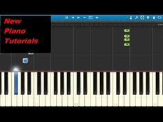 Elle King - Ex's & Oh's - Piano Tutorial - How to play Ex's & Oh's - Syn...