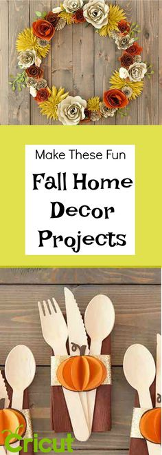 Fun Fall Home Decor Projects To Make Now