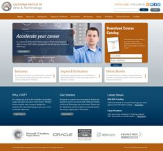 University and College Web Design