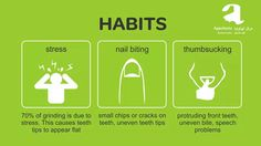 Bad habits are worst enemies of good dental health. Avoid these 3 bad habits we usually culminate in our daily life to ensure great teeth