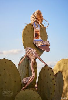 bhldn spring 2017 bridal peep toe crystal beaded strap high heels wedding shoes (dalle) mv -- BHLDN's Neo-Bohemian Wedding Dresses