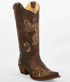 Circle G Embroidered Cowboy Boot - Women's Shoes | Buckle